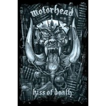 "Motörhead ""Kiss of Death"" - Plakat"