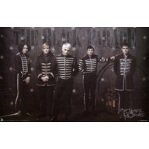 "My Chemical Romance ""Band"" - Plakat"