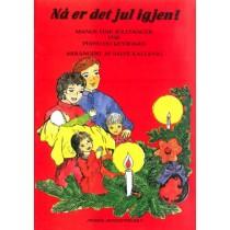 Nå er det jul igjen! - Salve Kallevig - Piano