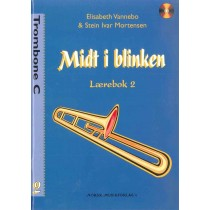 Midt i blinken - Trombone C, Lærebok 2