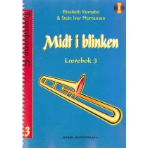 Midt i blinken - Trombone C, Lærebok 3