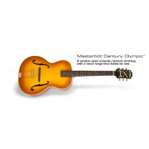 Epiphone Masterbilt Century Olympic - Honey Burst