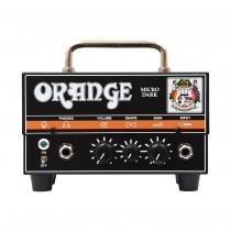 Orange Micro Dark - 20 Watt Ultra-kompakt Rørhybrid Forsterker