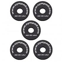 Cympad Optimizer Set 40/15 mm - 5 Pack