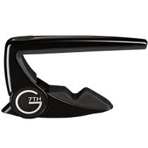 G7th Performance 2 Capo - For klassisk gitar - Sort