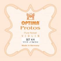 OPTIMA P.1010.B Protos Violin Set 4/4