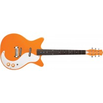Danelectro 59 M NOS Plus Guitar Orange