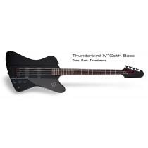 Epiphone Goth Thunderbird IV Bass (CF)