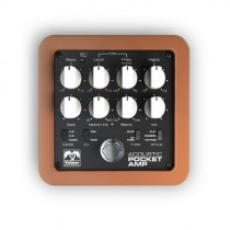 Palmer Portable Preamp for Acoustic String Instruments