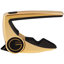 G7th Performance 3 ART - 6 String Gold Plate Capo