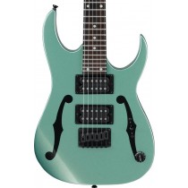Ibanez Mikro Paul Gilbert Metallic Light Green PGMM21-MGN