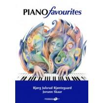 Piano Favourites - Bjørg J. Bjøntegaard & Jorunn Skaar
