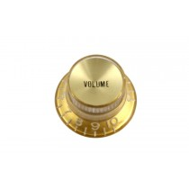 ALLPARTS PK-0184-032 Gold Volume Reflector Knobs