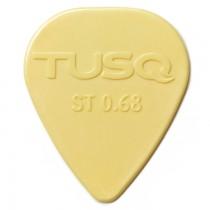 Graph Tech PQP-0068-V6 TUSQ Standard Pick .68mm Vintage (Warm) 6 Pack