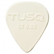 Graph Tech TUSQ Standard Pick .88mm White (Bright) - 6 Pack