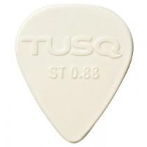 Graph Tech TUSQ Standard Pick .88mm White (Bright) - 6 Pack