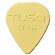 Graph Tech PQP-0100-V6 TUSQ Standard Pick 1mm Vintage (Warm) 6 Pack