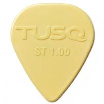Graph Tech PQP-0100-V6 TUSQ Standard Pick 1mm Vintage (Warm) 6 Pack