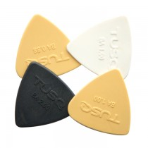 Graph Tech PQP-0400-BA TUSQ Bi-Angle Pick Mixed 4 Pack