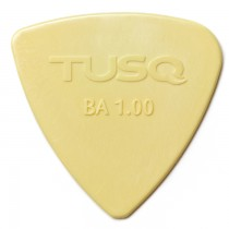 Graph Tech PQP-0401-V4 TUSQ Bi-Angle Pick 1mm Vintage (Warm) 4 Pack