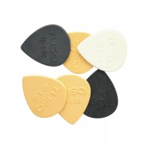 Graph Tech PQP-0500-TD TUSQ Tear Drop Pick Mixed 6 Pack