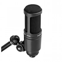 Audio-Technica AT-2020 Mikrofon Kondensator Nyre Studio