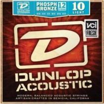 Dunlop PhBr DAP1047J Light - Stålstrengesett Akustisk (12-str) 010/010 - 027w/047w