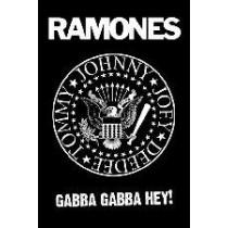 "Ramones ""B&W Logo"" - Plakat"