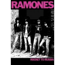 """Ramones """"Rocket to Russia"""" - Plakat"""