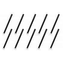RockBoard Cable Ties, 10 pcs., Medium - Black