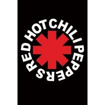 "Red Hot Chili Peppers ""Logo"" - Plakat"