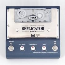 T-Rex Replicator Junior - 100% Analog Tape Delay - DEMO