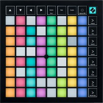 Novation Launchpad-X - 32 RGB pads, mixer controls