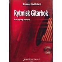 Rytmisk Gitarbok - Av Andreas Haddeland