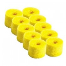 Shure Yellow Foam, 10, all types