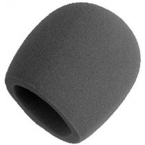 Shure windscreen for 58-type black - Vindhette for SM58/Beta58, sort