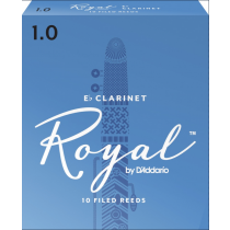 Rico Royal RBB1020 Fliser for Eb klarinett 2