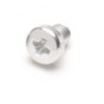 KMMK SquarePlug M3x4/S - Fargeskrue, sølv
