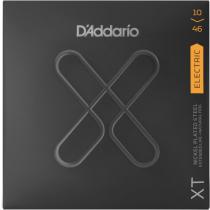 D'Addario XTE1046 - Strengesett El.gitar XT Coated 010-046 Regular Light