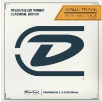 Dunlop DCV100NB Normal Tension Ball End Classical - Nylonstrenger m/kule