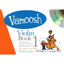Vamoosh Violin Book 1 m/CD
