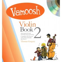 Vamoosh Violin Book 2 m/CD