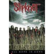 "Slipknot ""All hope"" - Plakat"