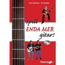 Spill enda mer gitar! m/CD - Sven Lundestad-Tor Solberg *
