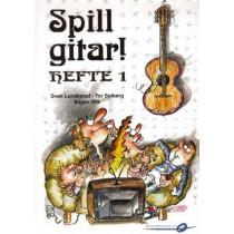 Spill gitar 1 + CD - Lundestad/ Solberg/Wik *