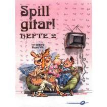 Spill gitar 2 + CD - Tor Solberg/Espen Wik *