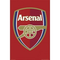 "Sportsplakat - Arsenal ""Club Crest"""