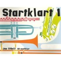 Startklart 1 Altsaxofon m/CD - Jan Utbult