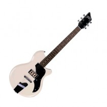 Supro Jamesport - Singe Pickup - Antique White