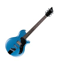 Supro Jamesport - Singe Pickup - Blue Metallic